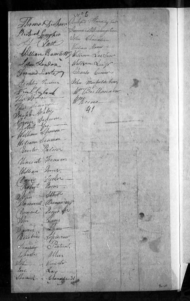November 16, 1795, Halifax, For sale of glebe lands. [10 identical petitions]