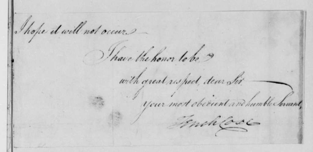 Tench Coxe to Thomas Jefferson, March 20, 1795