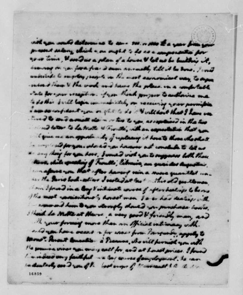 Thomas Jefferson to James Monroe, May 26, 1795