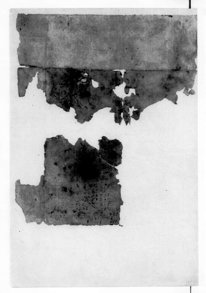 Andrew Jackson to Daniel Smith, December 18, 1796