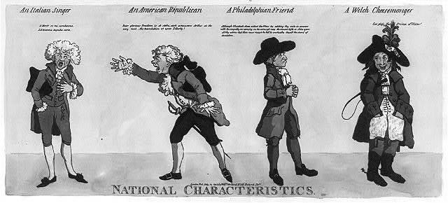 National Characteristics