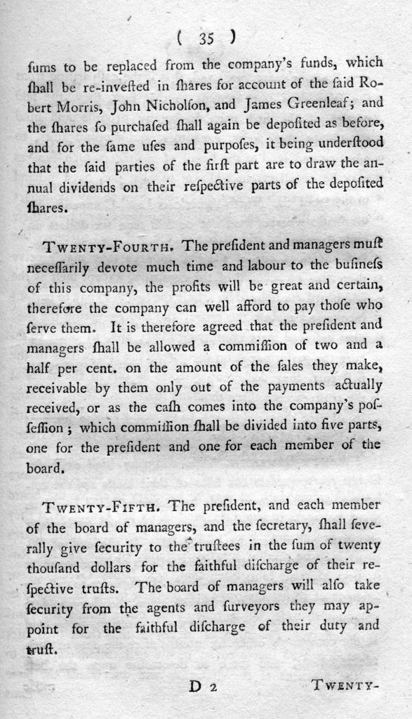 Observations on the North-American land-company, lately instituted in Philadelphia : containing an illustration of the object of the company's plan, the articles of association, with a succinct account of the states wherein their lands lie: to which are added, remarks on American lands in general, more particularly the pine-lands of the southern and western states, in two letters from Robert G. Harper ... to a gentleman in Philadelphia.