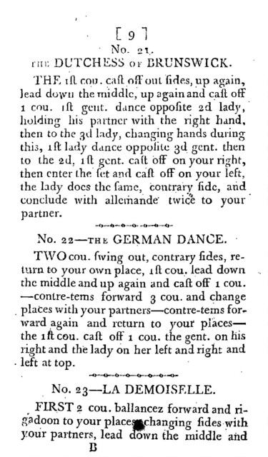 The  scholars companion containing a choice collection of cotillons & country-dances