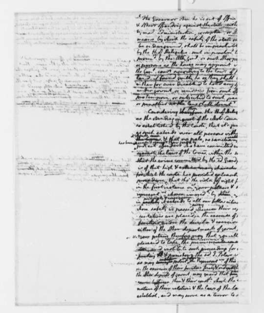 Albemarle, Amherst, Fluvanna, and Coochland Counties to Virginia General Assembly, 1797, Petition, with Draft