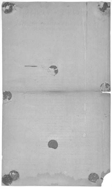 Post-office, Philadelphia, 30th March, 1797. Establishment of the mails, commencing the 3d of April, 1797 ... [Philadelphia, 1797.].