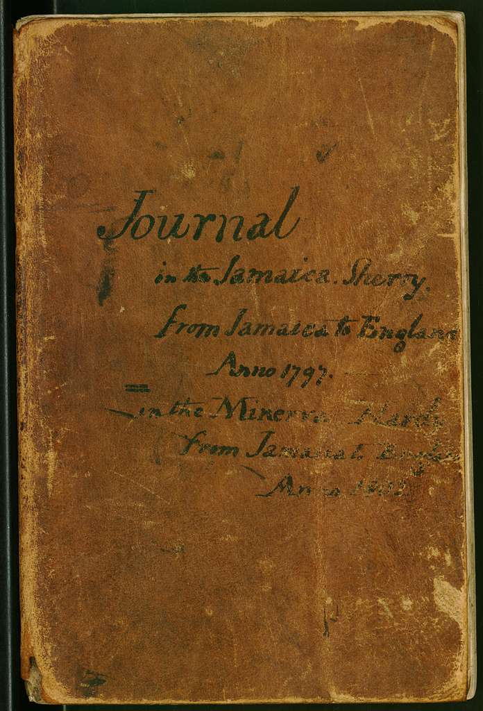 William Perry sea journals,