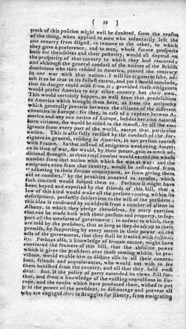 A letter from George Nicholas, of Kentucky, to his friend, in Virginia : justifying the conduct of the citizens of Kentucky, as to some of the late measures of the general government; and correcting certain false statements, which have been made in the different states, of the views and actions of the people of Kentucky