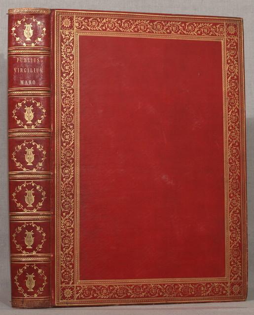 Bucolica,  Parisiis, In aedibus Palatinis, excudebam Petrus Didot, natu major, 1798.  xi, 572 p. 23 plates. 50 cm.