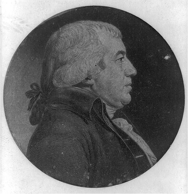 [James Iredell, head-and-shoulders portrait, right profile]