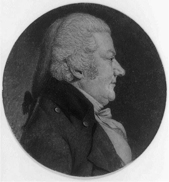 [Jonathan Williams, head-and-shoulders portrait, right profile]