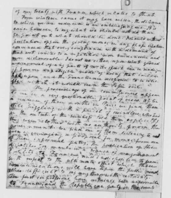 Peter Carr to Thomas Jefferson, May 7, 1798
