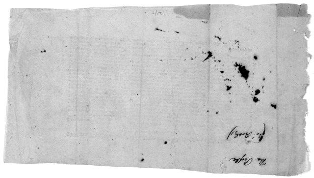 To Messrs. Voter, Gracchus, Scaevola, Keiling and other inspired penmen, who have wrote in favor of a convention. Gentlemen: We, the people of Kentucky, deeply impressed with a sense of gratitude ... The people. April 30, 1798. [Fayette Co.?].