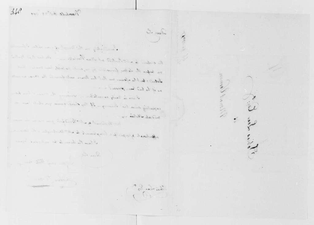 George Washington Papers, Series 4, General Correspondence: Elias Boudinot to Tobias Lear, October 28, 1799