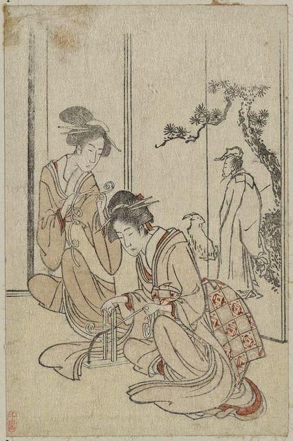 Motoyui o tsukuru musume