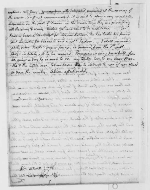 Thomas Jefferson to Thomas Mann Randolph, Jr., January 3, 1799