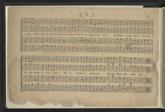 A  Funeral elegy on the death of George Washington Adapted to the 22d of February