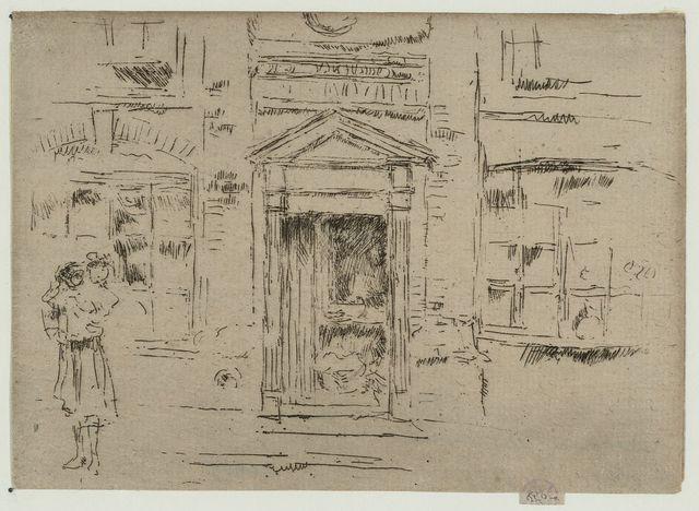 [Doorway, Sandwich]