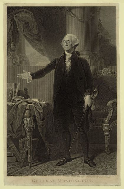 General Washington / painted by Gabriel Stuart 1797 ; engraved by James Heath Historical engraver to his Majesty, and to his Royal Highness the Princess of Wales, from the original picture in the collection of the Marquis of Lansdown.
