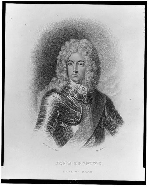 John Erskine, Earl of Marr [sic] / Sir Geoffrey Kneller, pinxt; Page, sculpt.