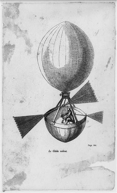 Le globe volant