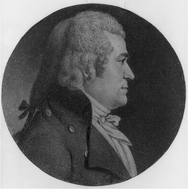 [Samuel Smith, head-and-shoulders portrait, right profile]