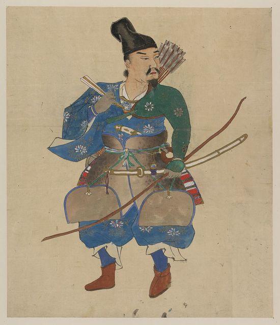[Warrior archer]