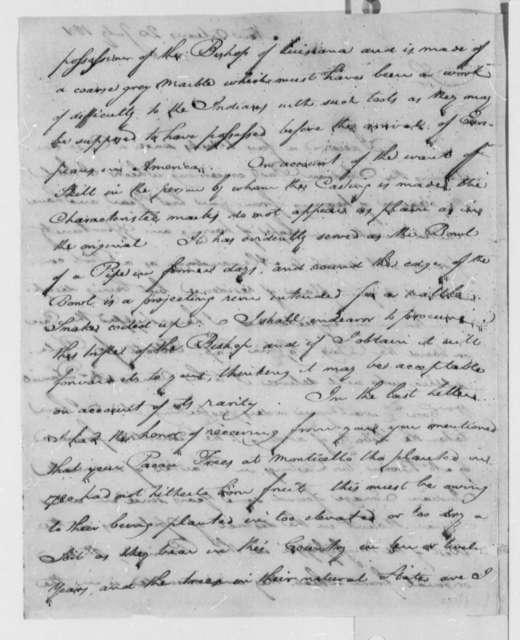Daniel Clark, Jr. to Thomas Jefferson, July 20, 1801