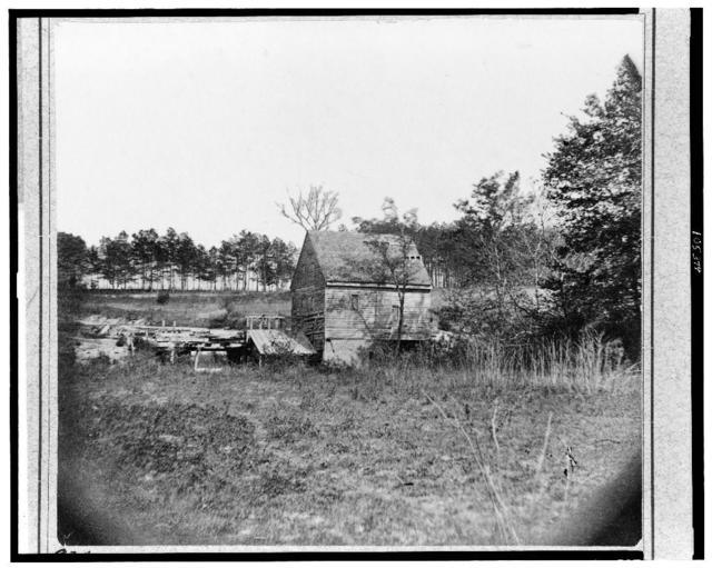 Ellerson's Mill. Battle-field of Mechanicsville, Va.