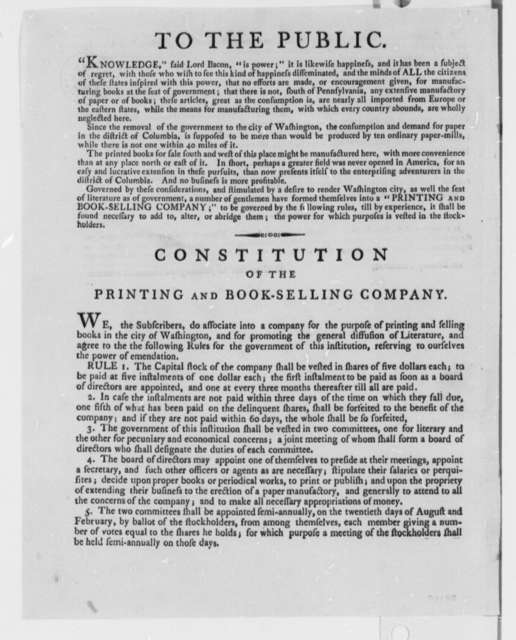 James Lyon to Thomas Jefferson, October 22, 1801, Broadside and Written Note