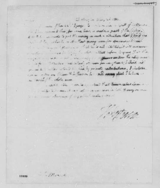 Thomas Jefferson to James Monroe, May 26, 1801