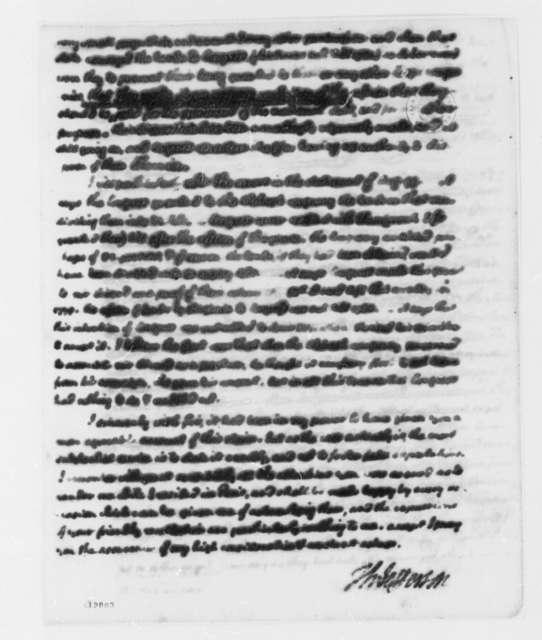Thomas Jefferson to Joseph-Mathias Gerard de Rayneval, March 20, 1801