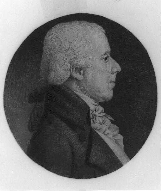 [Benjamin Rush, head-and-shoulders portrait, right profile]