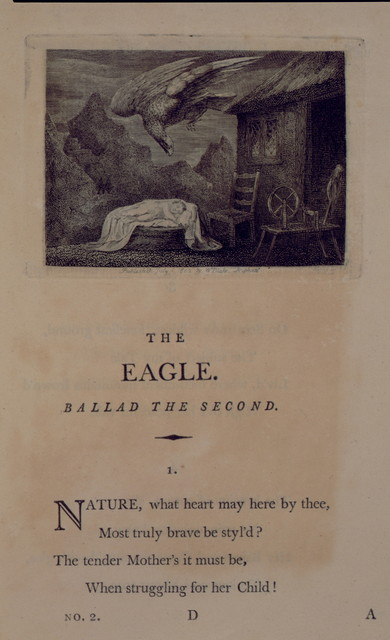 [Designs to a series of ballads written by William Hayley and founded on anecdotes relating to animals, drawn, engr. and pub. by William Glake. With the ballads annexed].
