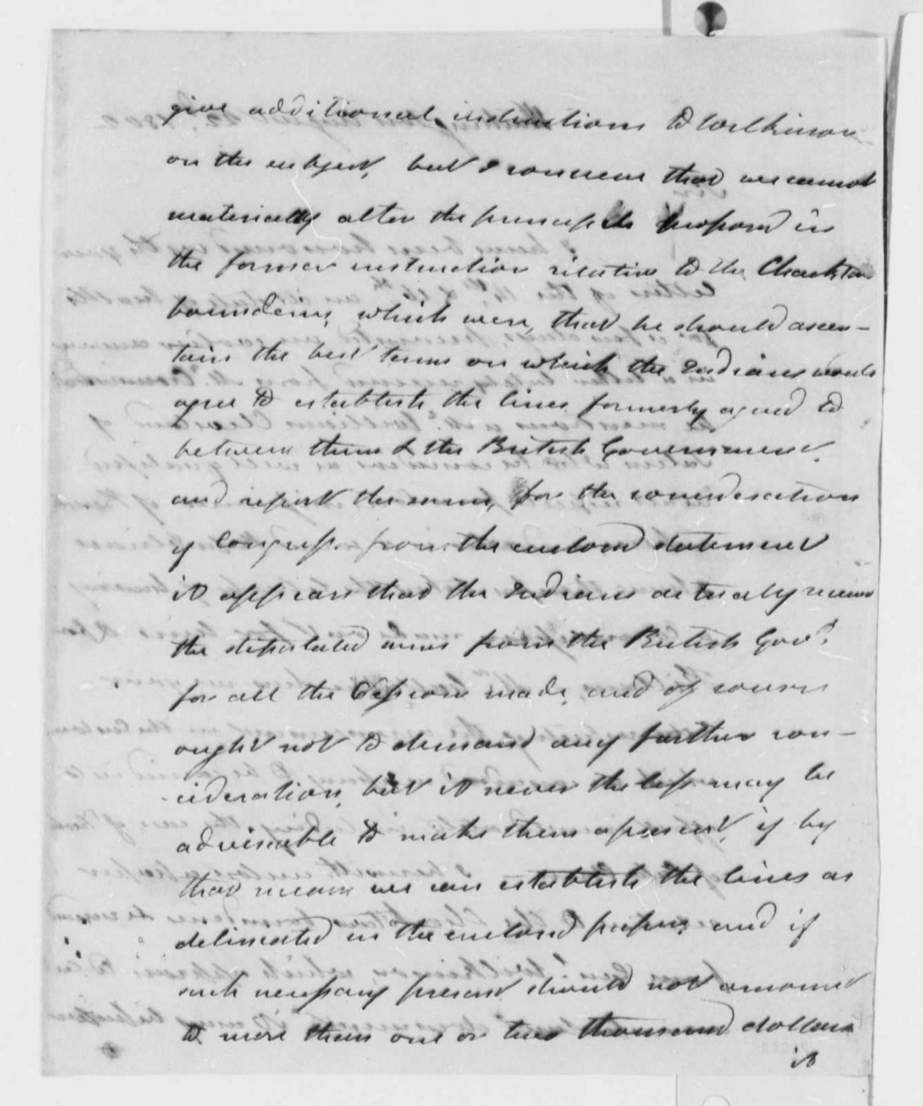 Henry Dearborn to Thomas Jefferson, August 22, 1802