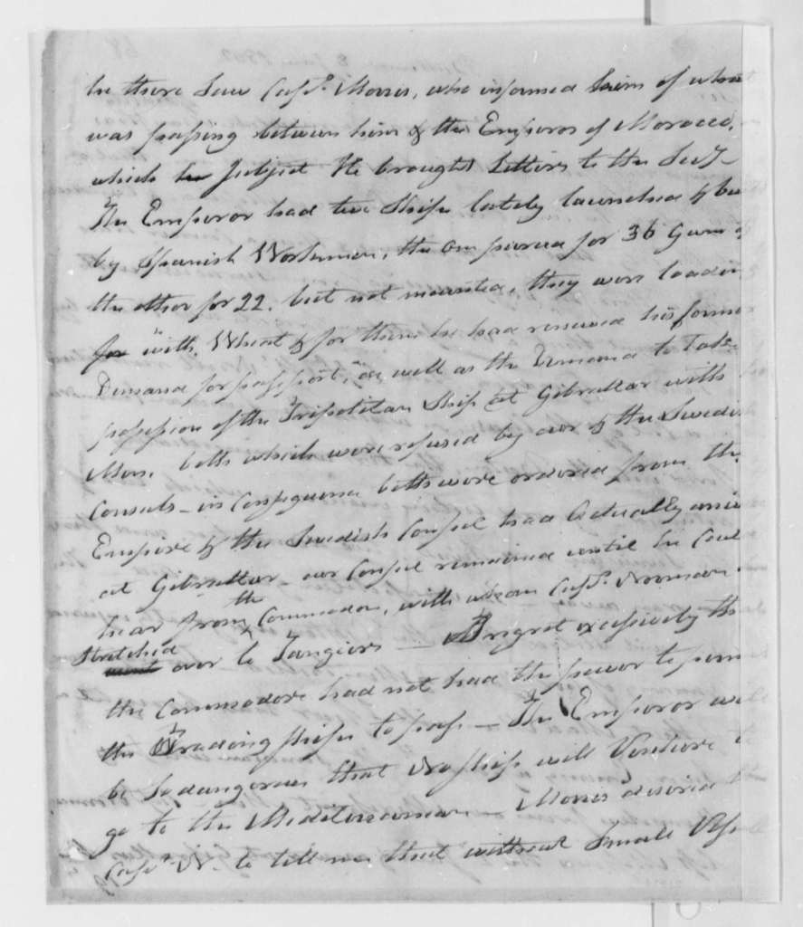 Samuel Smith to Thomas Jefferson, June 9, 1802