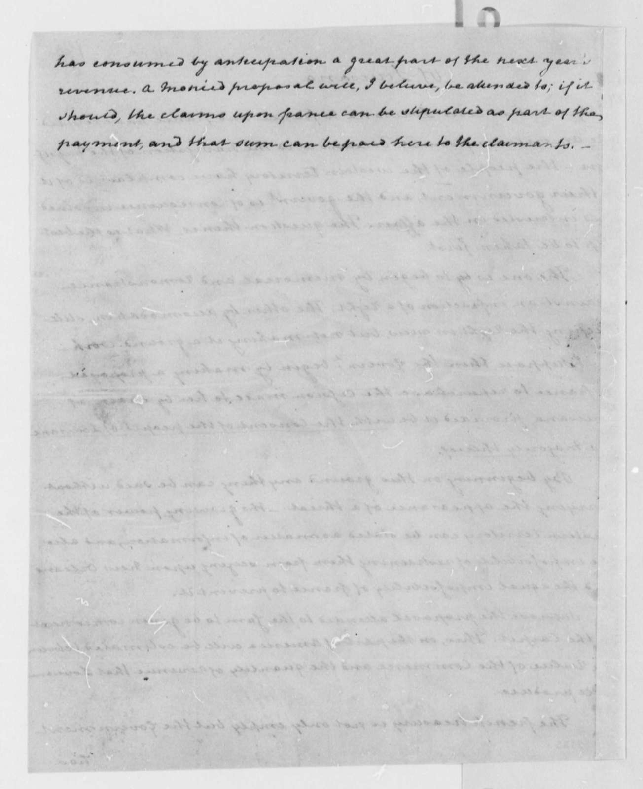 Thomas Paine to Thomas Jefferson, December 25, 1802