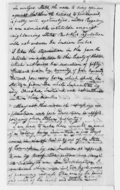 David Campbell to Thomas Jefferson, July 1, 1803