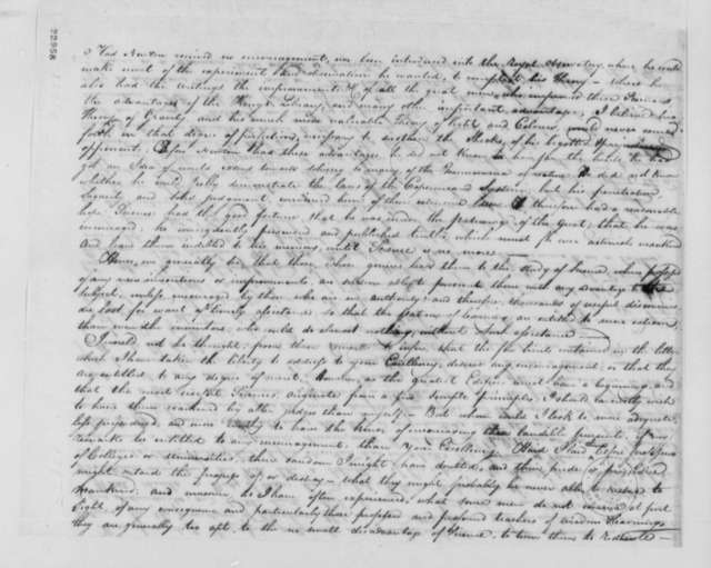 James Wallace to Thomas Jefferson, July 6, 1803