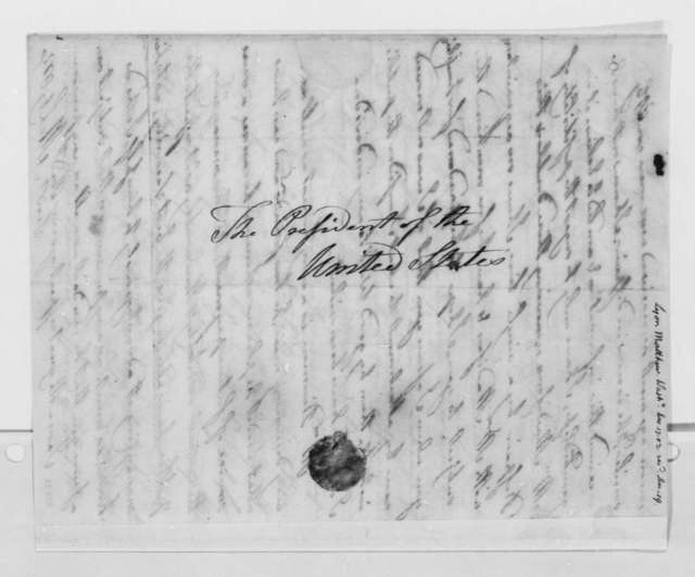 Matthew Lyon to Thomas Jefferson, December 17, 1803