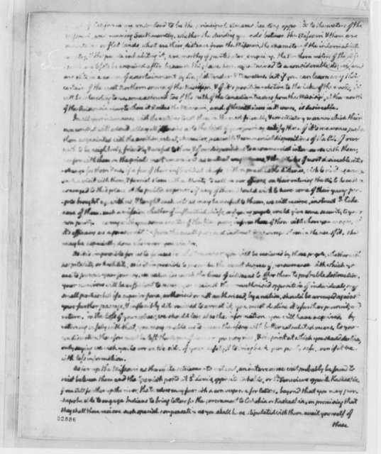Thomas Jefferson to Meriwether Lewis, June 20, 1803, Instructions
