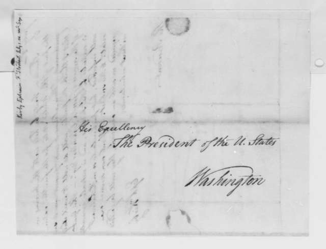Ephraim Kirby to Thomas Jefferson, July 1, 1804, with P.S. Dated July 2