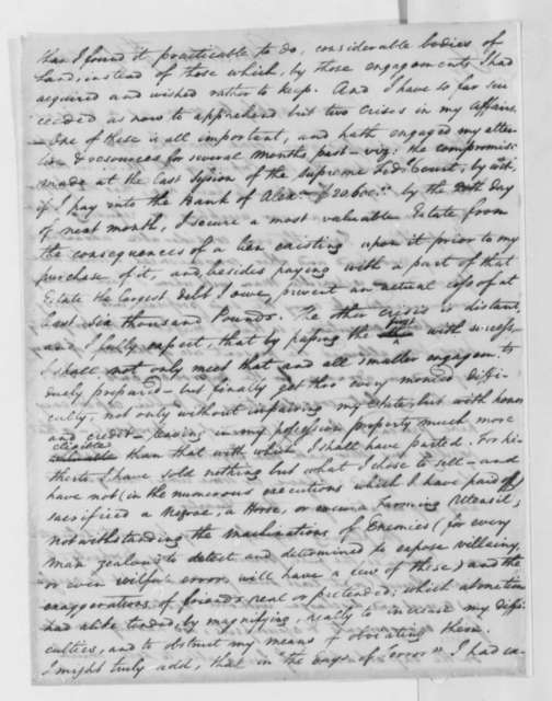 Ferdinando Fairfax to Thomas Jefferson, September 9, 1804