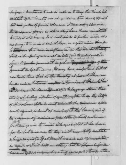 J. W. Gurley to Gideon Granger, July 14, 1804