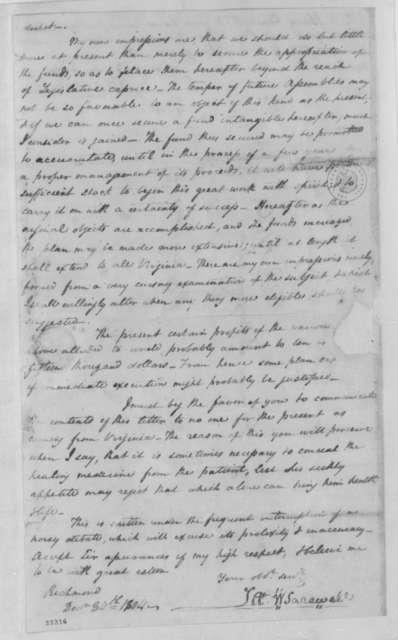 Littleton Waller Tazewell to Thomas Jefferson, December 24, 1804