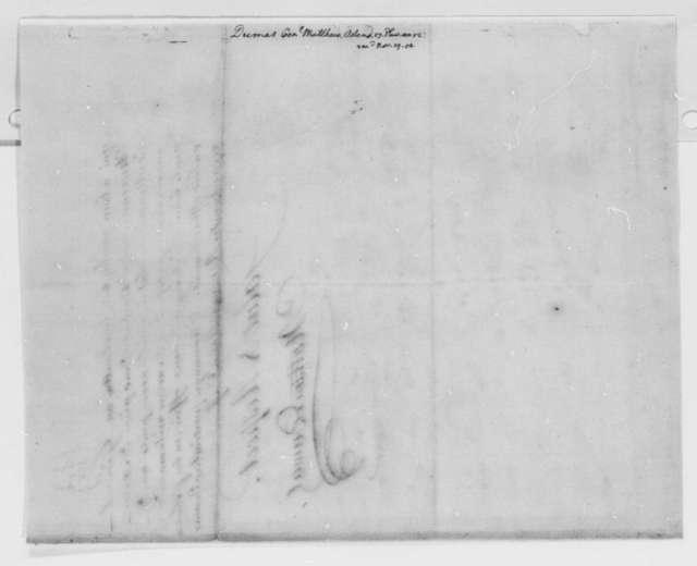 Mathieu Dumas, February 7, 1804, in French