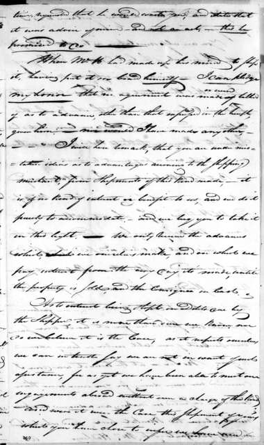 Nathan Davidson to Andrew Jackson, July 14, 1804