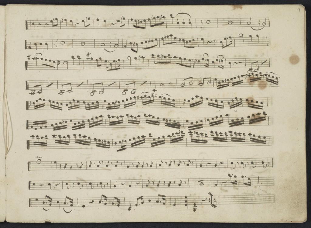 Opera di sei Sonate