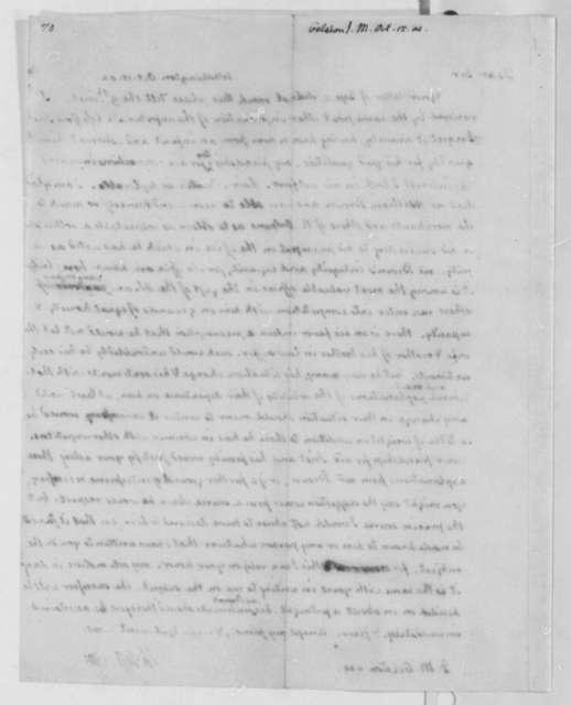 Thomas Jefferson to John M. Gelston, October 15, 1804