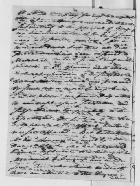 William C. C. Claiborne to Thomas Jefferson, August 30, 1804