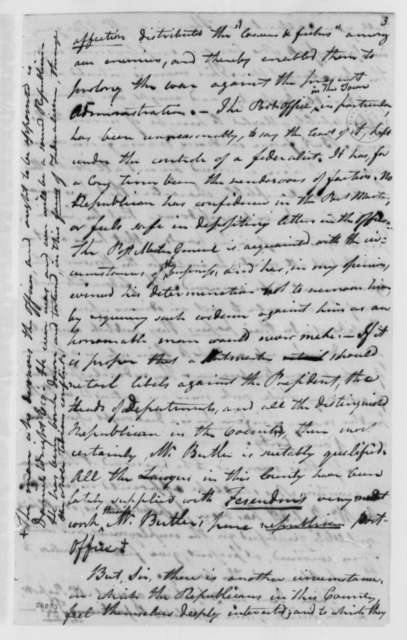 Edward Upham to Levi Lincoln, May 13, 1805